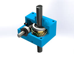 Gearbox Screw Jack Unimec catalog spare parts
