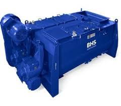 mezcladora doble eje BHS