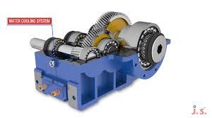 Despiece partes piñón y corona motor y reductor JSGEARS
