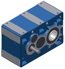 Knodler extruder gearbox. catalog spare parts gear and gearmotors