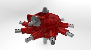 Motor CMR reductor