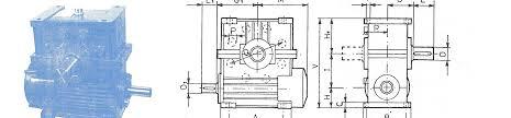 Motor reductor Gavagni catalogo de repuestos