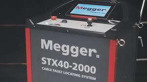 Reparación equipo Megger