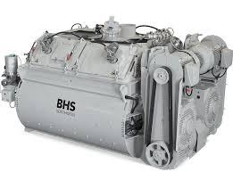 Mezcladora prefabricado BHS