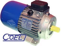 Catálogo de motores freno COEL