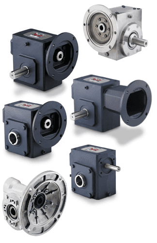 Reductores Gearbox Leeson Gear