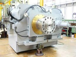 Catalogo de recambios y repuestos ejes piñon para reductor y motor MAAG despiece