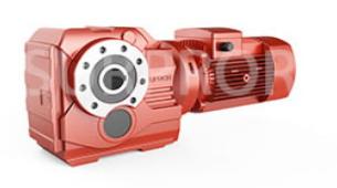 Moto-reductor ortogonal eje hueco Supror