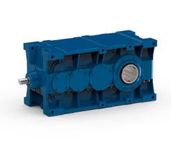 Reductor de ejes paralelos con eje hueco agujero Watt Drive