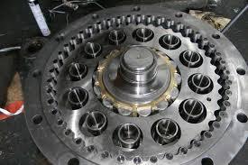 Reducteur reductor gearbox Alfa Laval