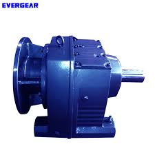 Despiece motorreductor Evergear