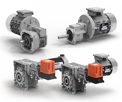 motor Transtecno motor