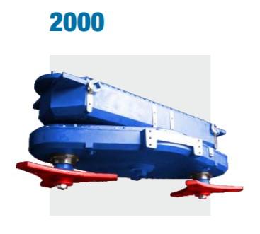 Galletti MP 1125/750 MP1500 MP2250 reductor planetario amasadora
