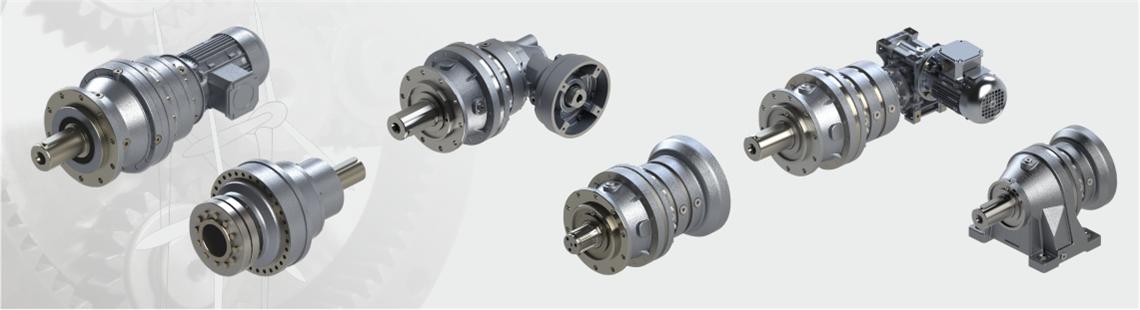 spare parts motor NRW gearbox