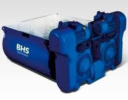 Reductor motor amasadora BHS