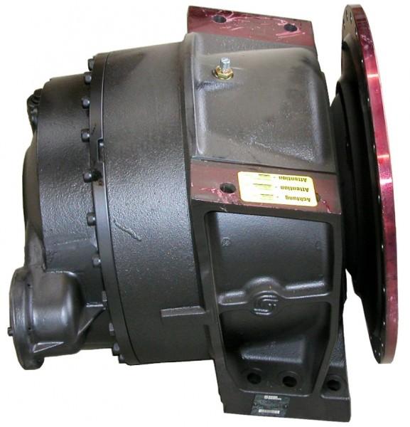 Reductor gearbox Sauer 71.2 mixer hormigonera catálogo de repuestos