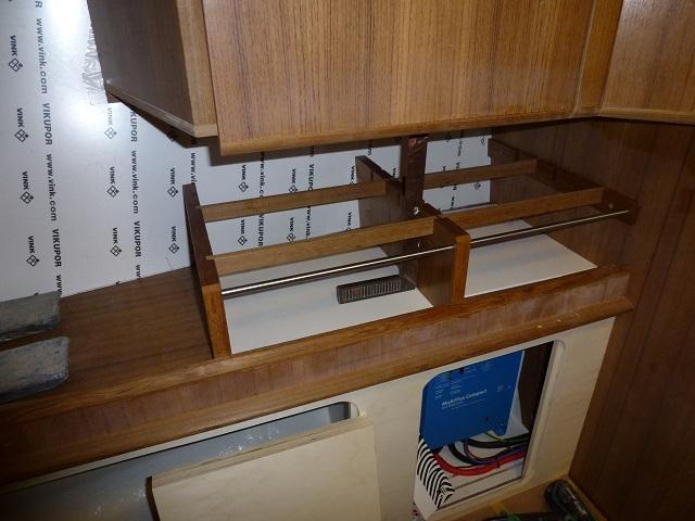 viel Platz für Bücher - 09.03.2012