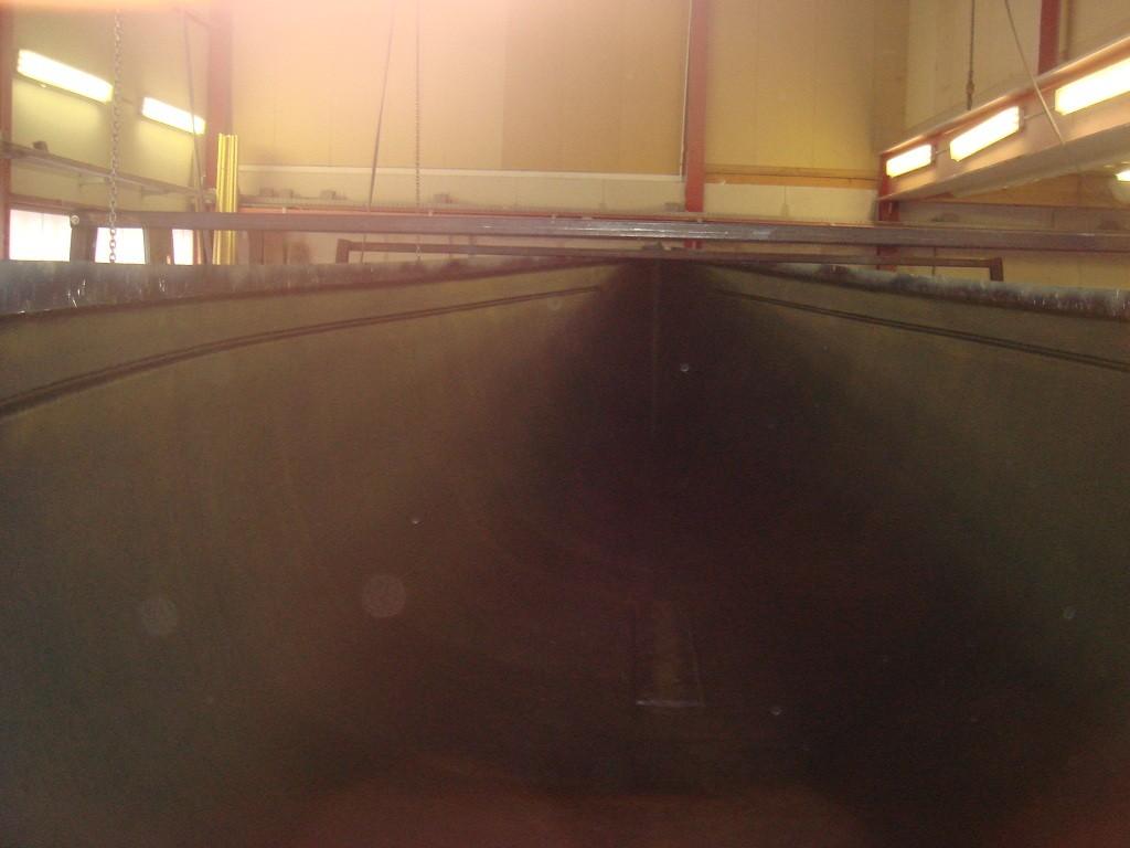 Das wird mal der Rumpf - 26.07.2011