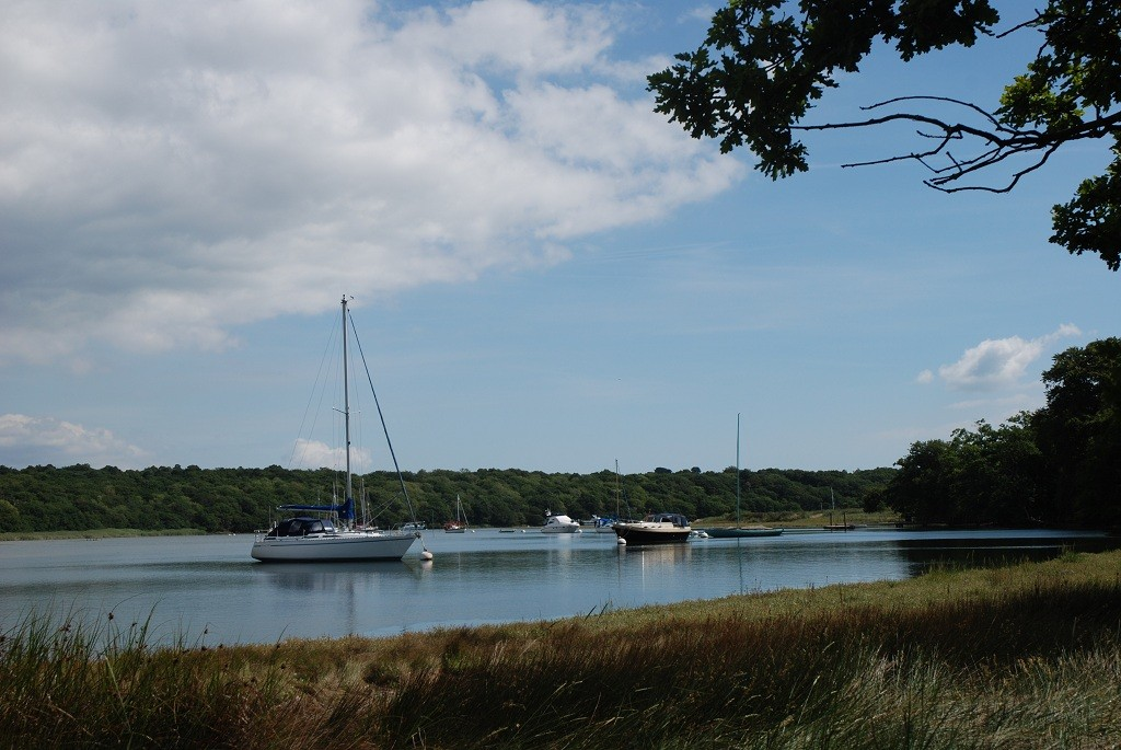 Beaulieu River