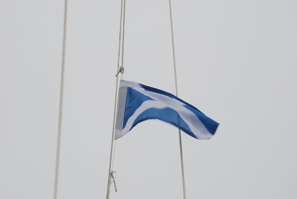 Schottland ...