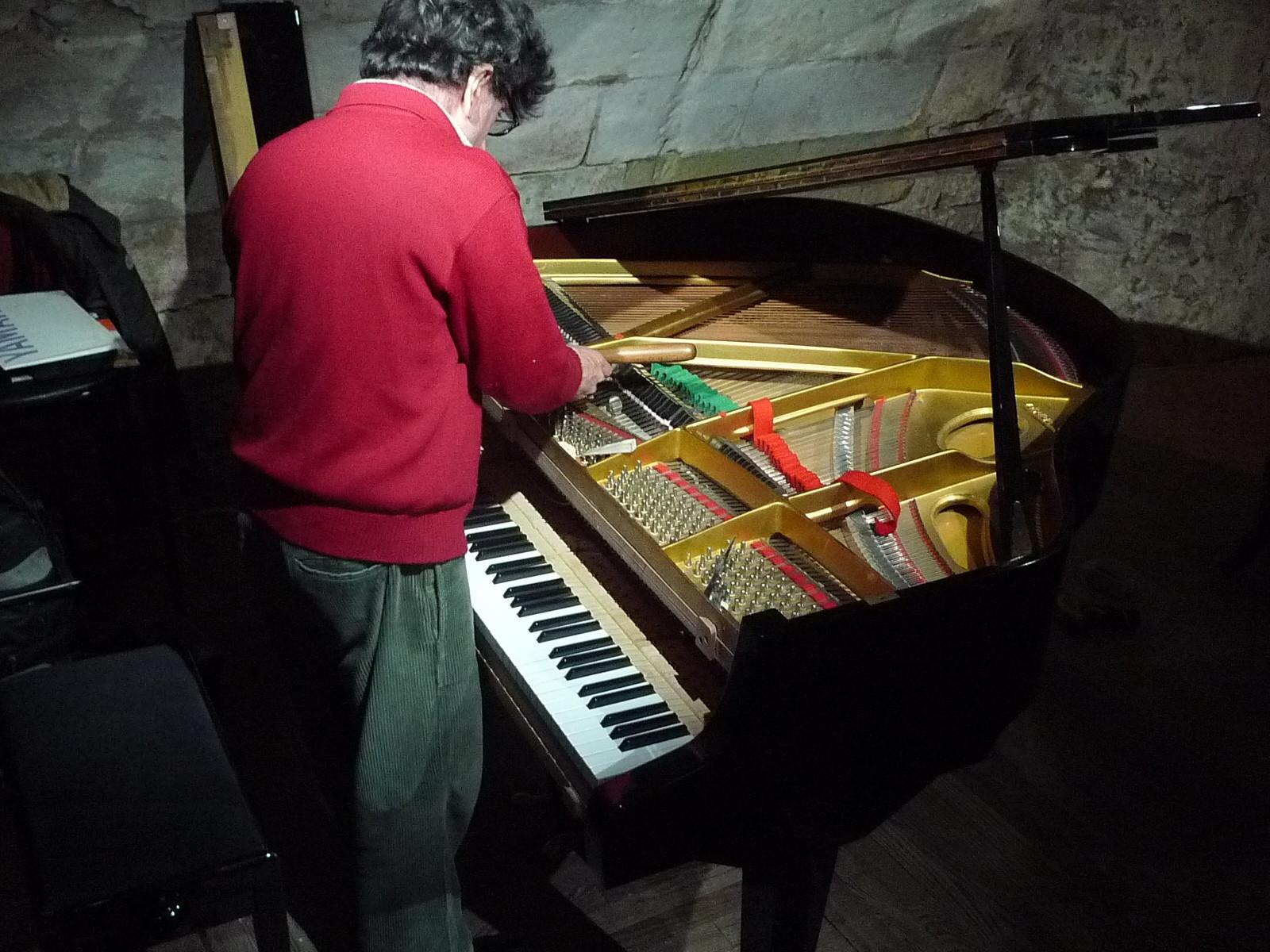 Mais certains instruments sont voués à une utilisation intensive.