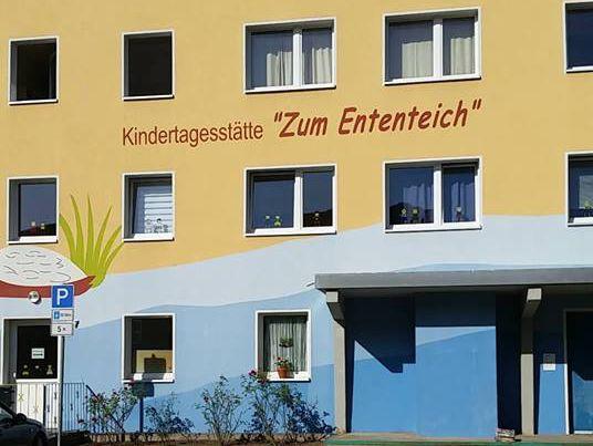 """Kindertagesstätte """"Zum Ententeich"""" in Halberstadt"""