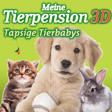 Game Icon Meine Tierpension 3D - Tapsige Tierbabys