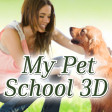 Title Info Graphic My Pet School 3D