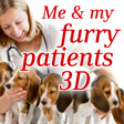Title Info Graphic Me & my furry patients 3D