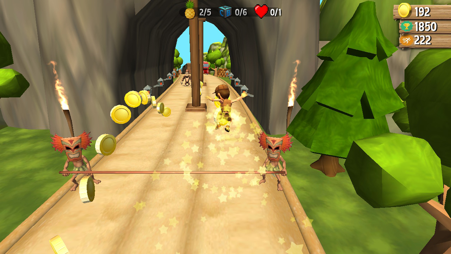 Screenshot: Ultimate Runner
