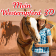 Game Icon Westernpferd 3D