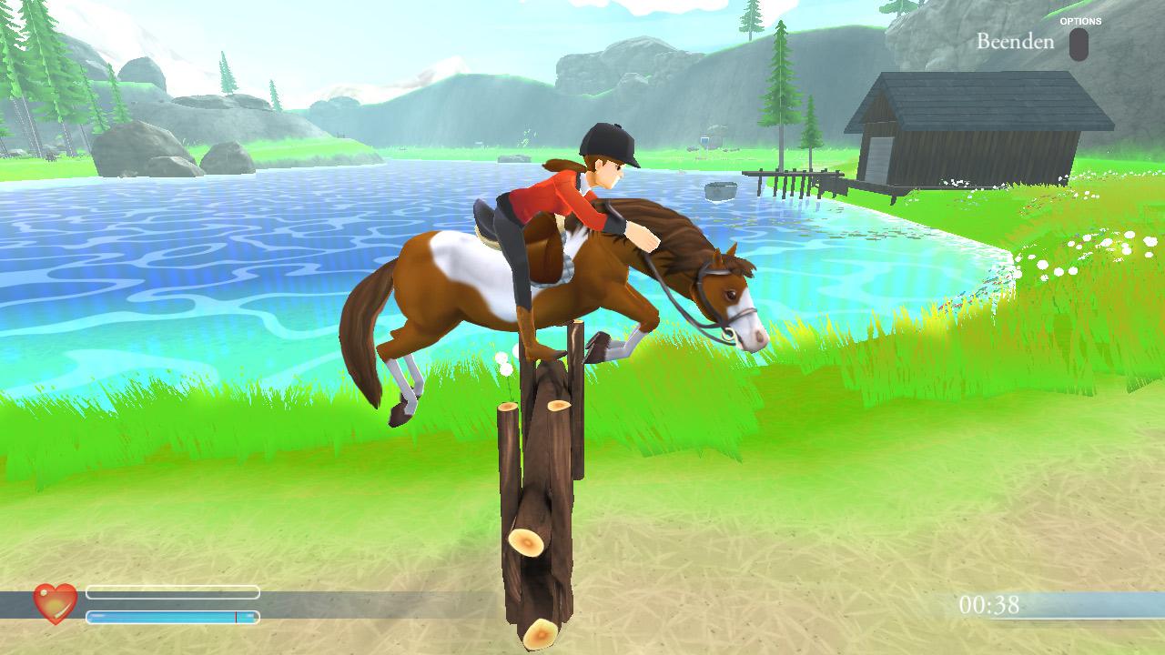 Screenshot: Mein Gestüt - Ein Leben für die Pferde