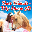 Title Info Graphic Best Friends – My Horse 3D