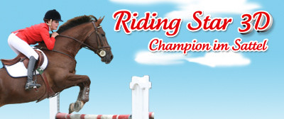 Game Banner Riding Star 3D