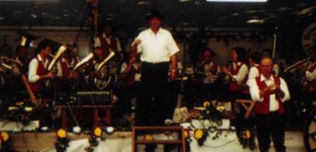 Fest der Dorfgemeinschaft Debstedt 1999, Reinhard Graff als Gastdirigent