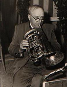 Adam Klaar, Gründungskapellmeister der Musikkapelle