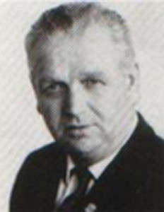 Felix Asen, Gründungsobmann der Musikkapelle