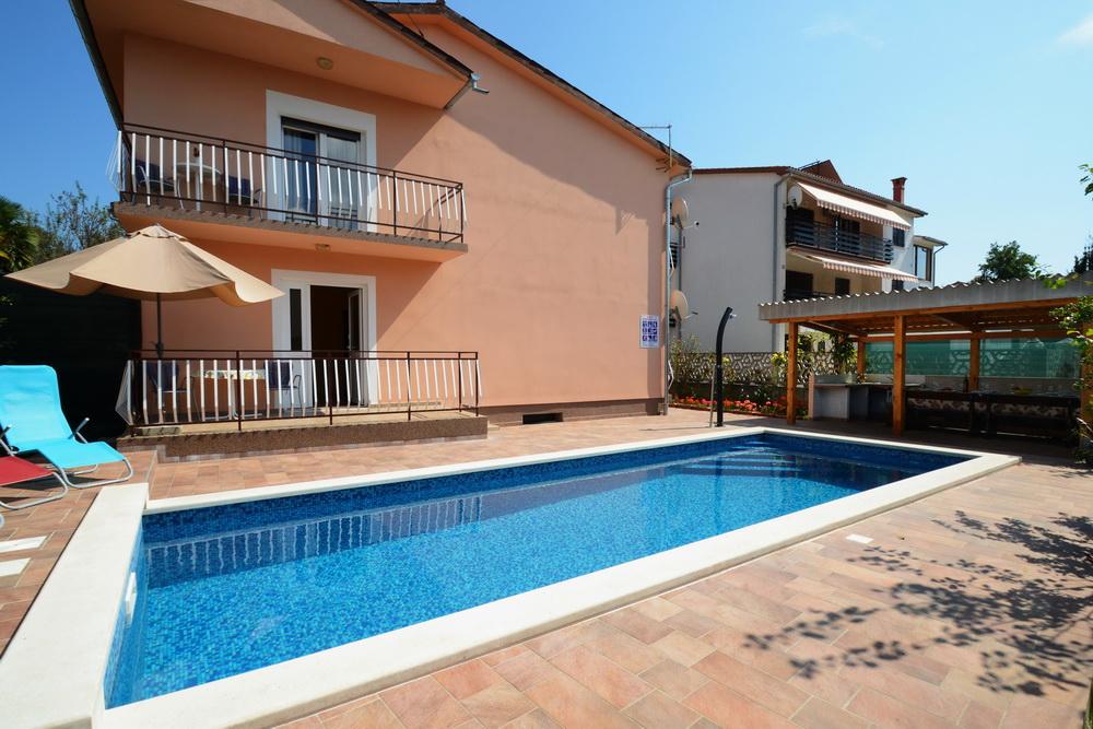 Sommerküche Waschbecken : Fereinhaus 055 01 ferienhäuser kroatien