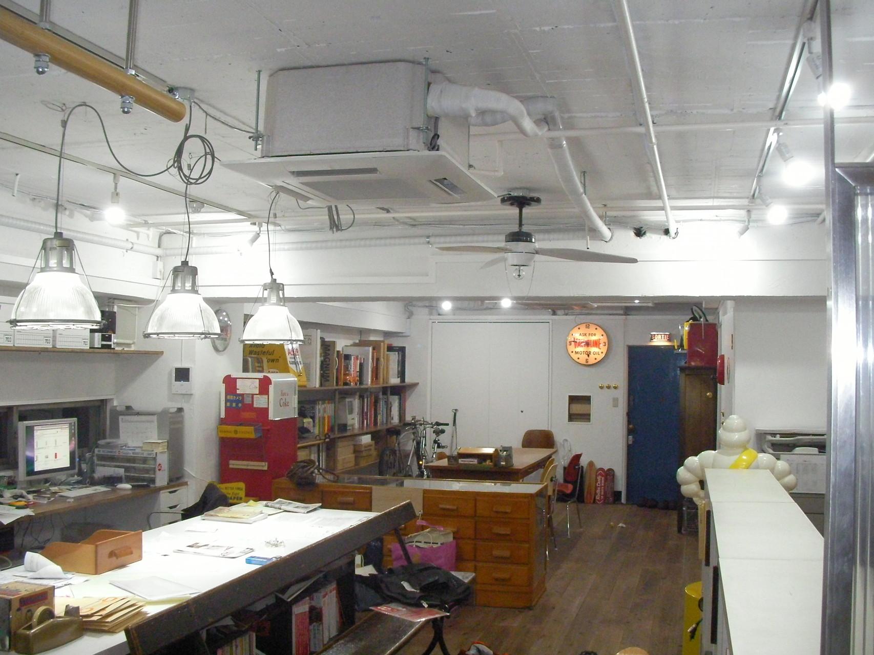 渋谷区 オフィス
