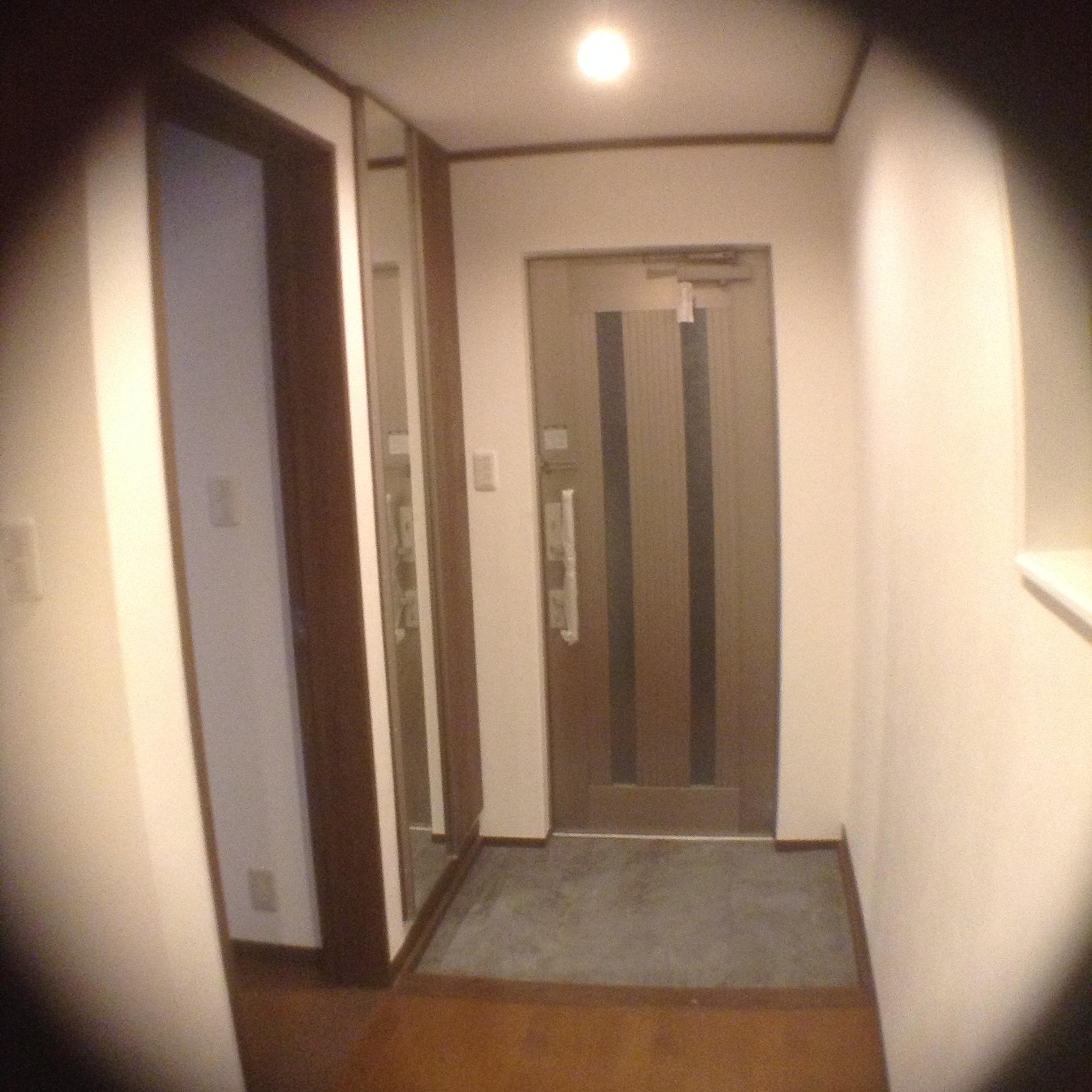 世田谷区 玄関ドア工事