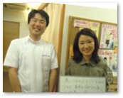 大阪整体,喜びの声,肩甲骨