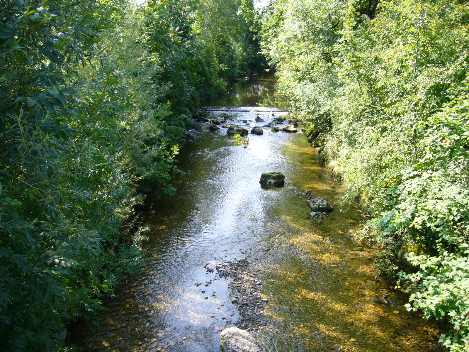 Murg Wanderweg Sirnach