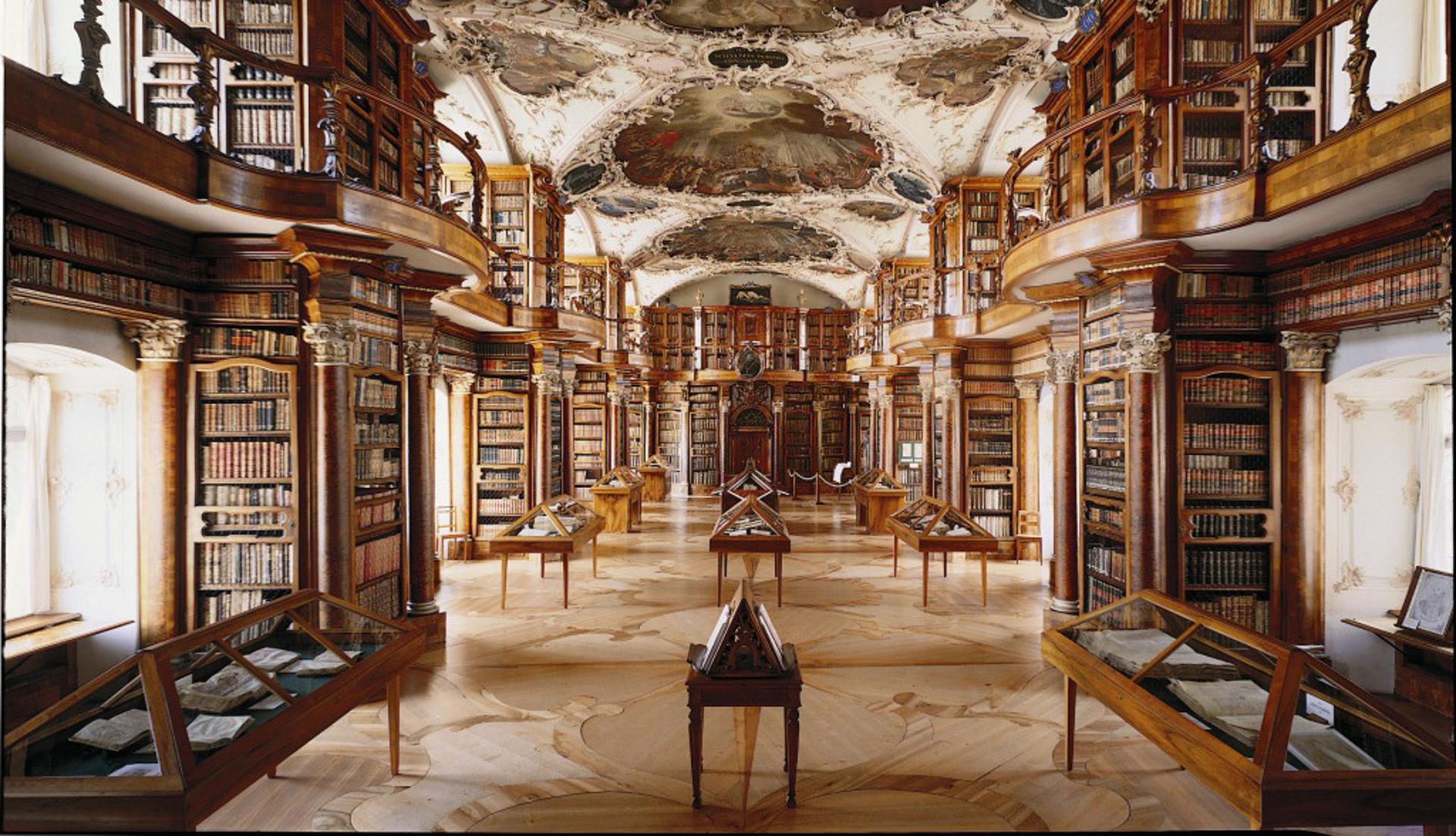 Stiftsbibliothek St. Gallen