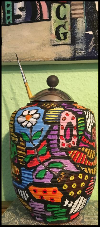 "#           ""Ceramic Vase"" aus Nana Project 2017"