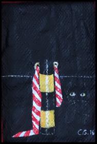 """#06         """"le Chat noir"""""""