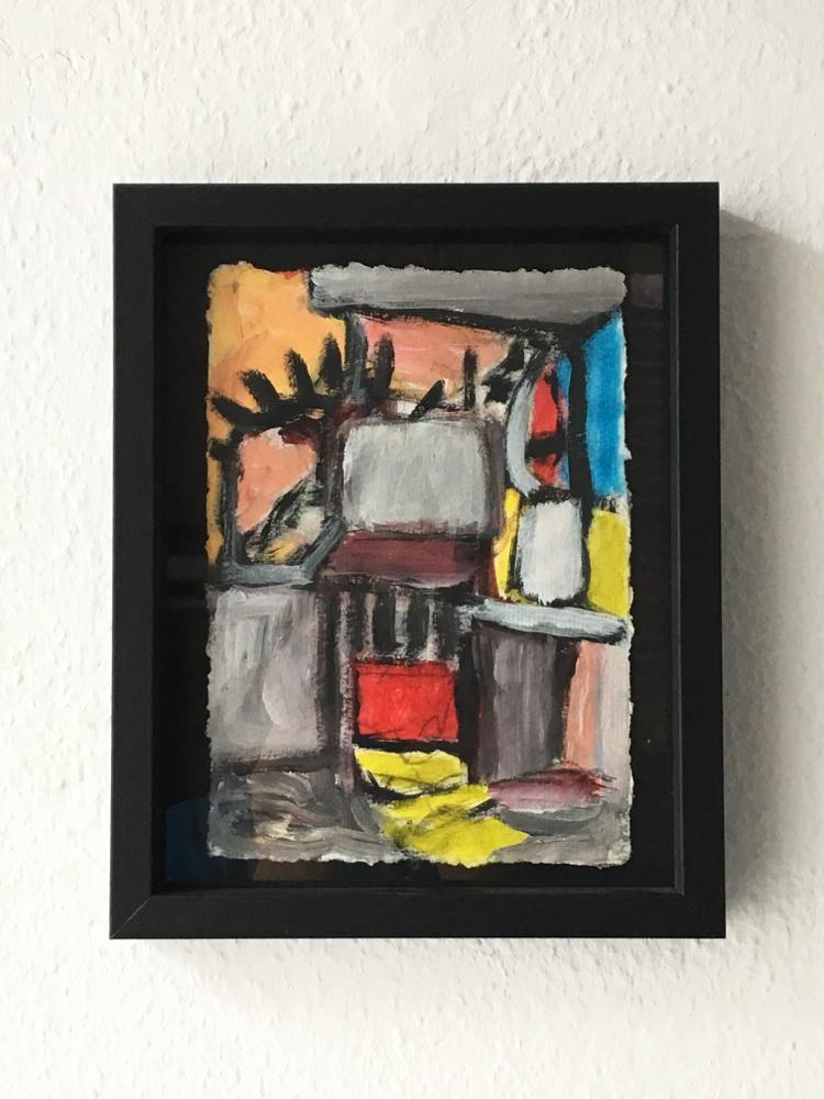 """#164      """"Hinterhof Stilleben"""""""