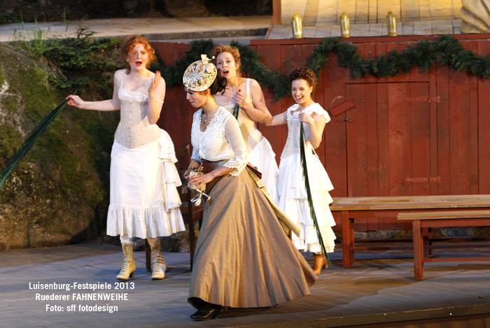 c: Luisenburg Festspiele