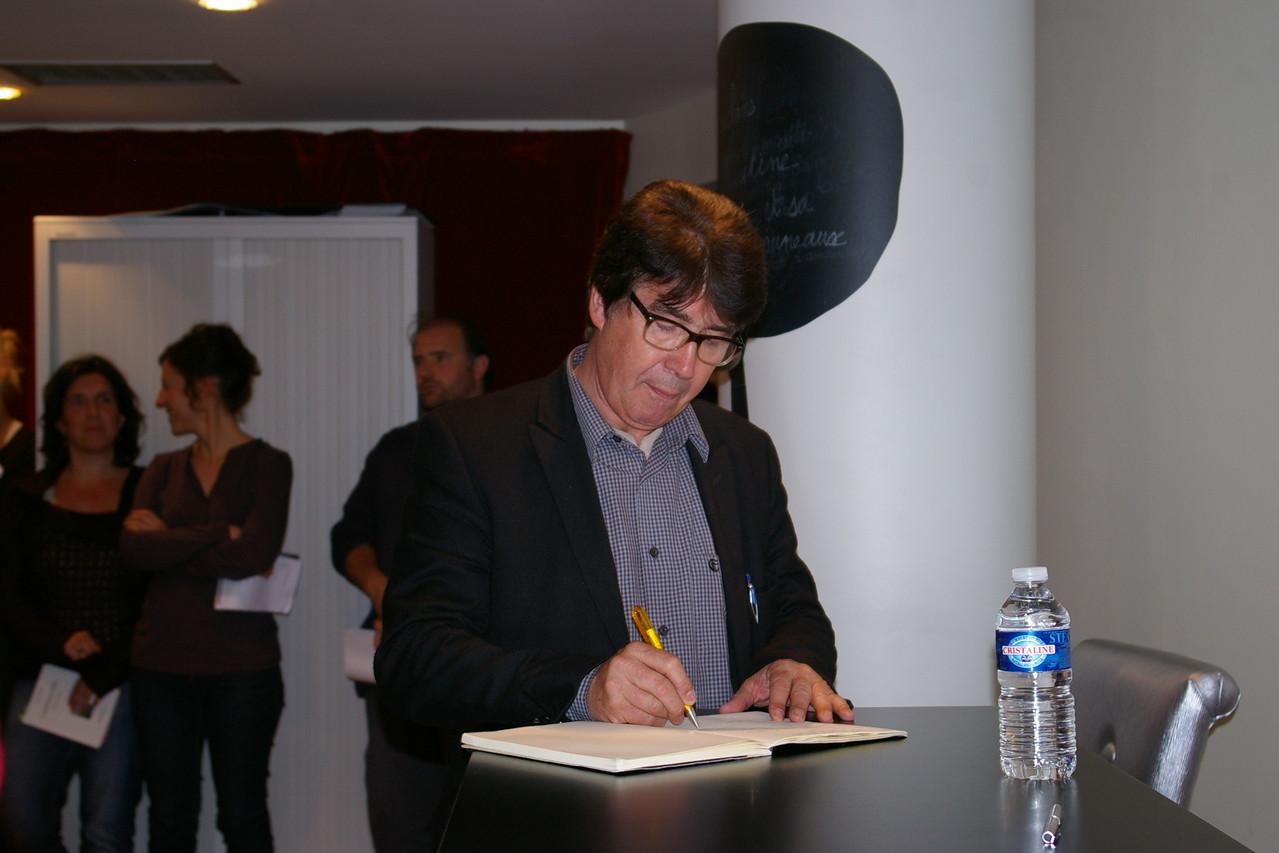 Wilfrid Charles, Directeur du Théâtre de Bourg-en-Bresse