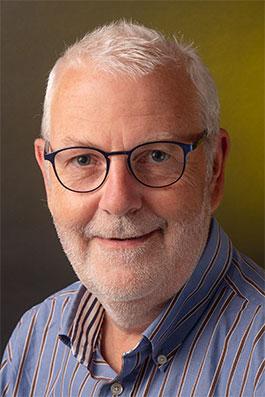 Berry Willemsen, tenor en voorzitter muziekcommissie