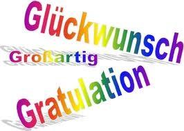 Gratulation an das Lux WM Team ...IHR geht zur WM :-)))))
